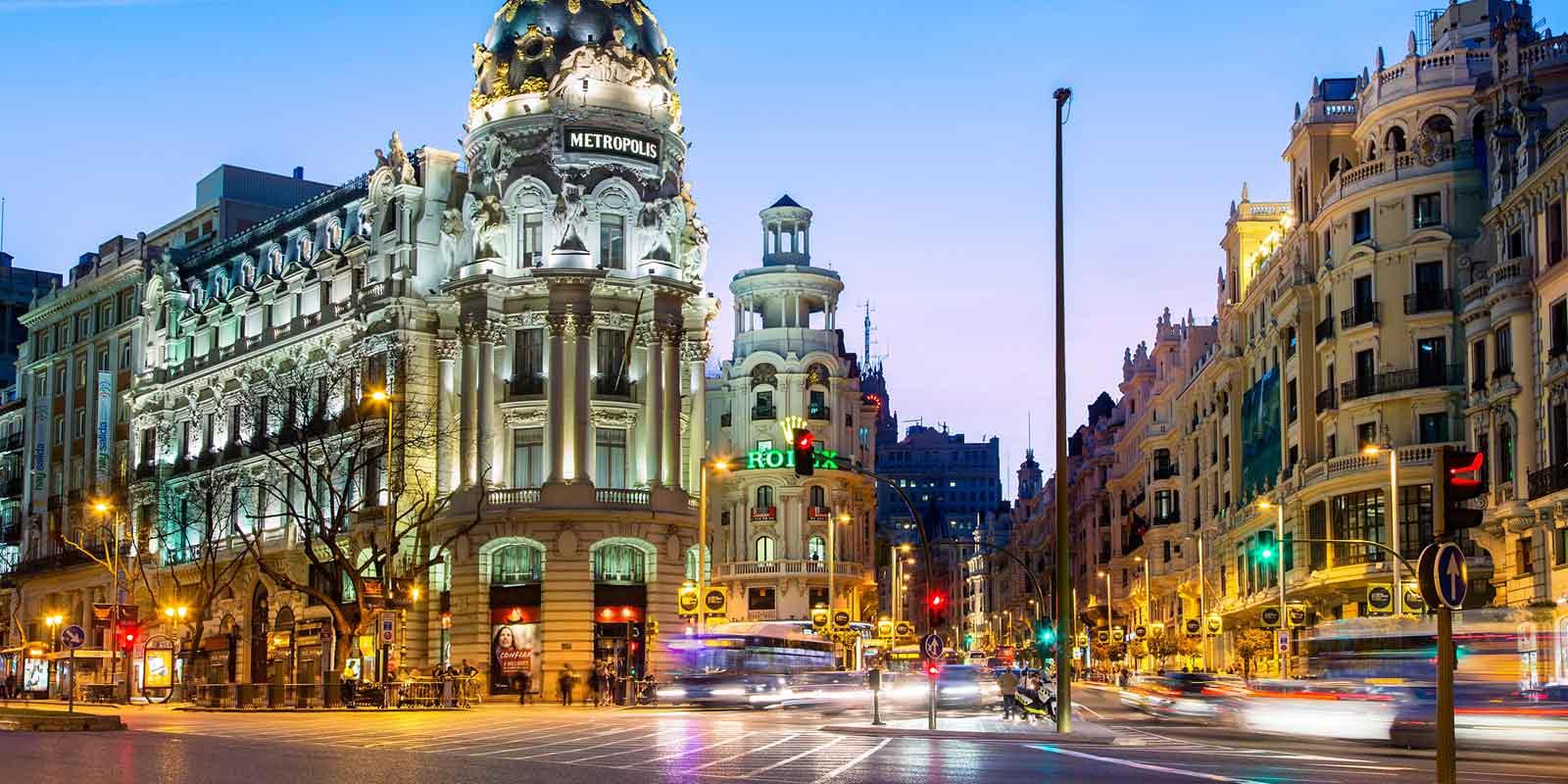 Escort Girls in Madrid