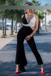 Katherine escort girl Barcelona