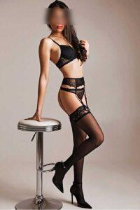 Liset professional model escort girl in Madrid